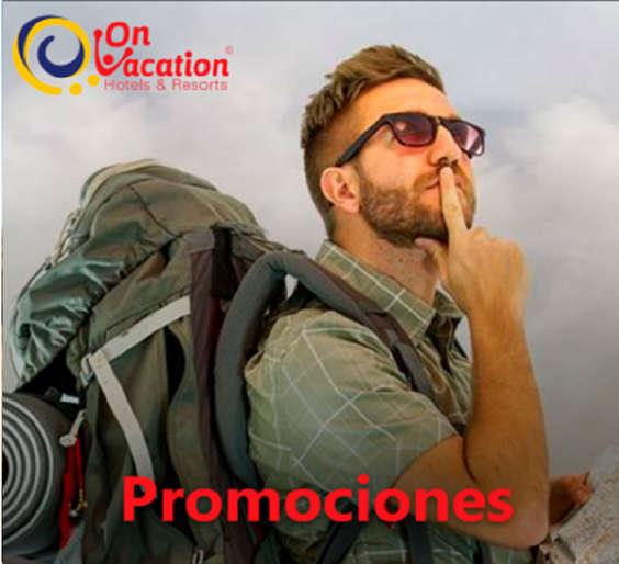 Ofertas de On Vacation, Promociones Cyber Santa