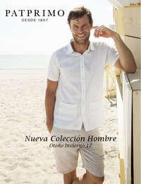Nueva Colección Hombre - Otoño Invierno 17