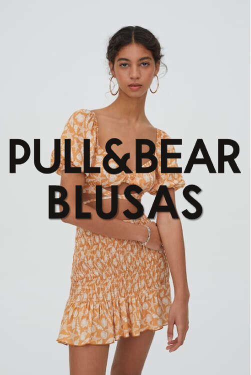 Ofertas de Pull&Bear, Blusas
