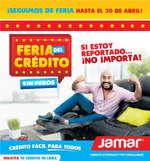 Ofertas de Muebles Jamar, Catálogo ¡Seguimos en feria hasta el 30 de Abril! - Otras Ciudades