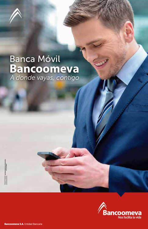Ofertas de Bancoomeva, Manual Banca Móvil