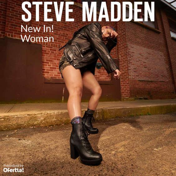 Ofertas de Steve Madden, New In! Woman