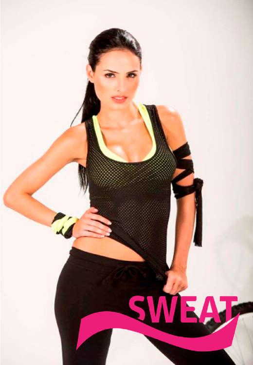 Ofertas de Sweat, Colección deportiva