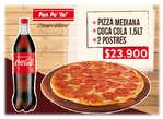 Ofertas de Pan Pa' Ya, Pizza