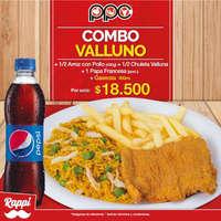 Combo Valluno
