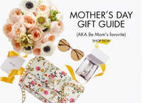 Día de la madre - Mother's day gift guide