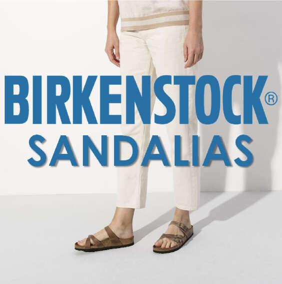 Ofertas de Birkenstock, Sandalias