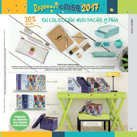Ofertas de Librería Panamericana, Regreso a clase 2017 - Más opciones para elegir