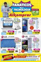Ofertas de Alkomprar, Fanáticos de la tecnología