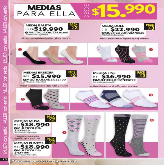 0b7b123132 Comprar Medias cortas en Palmira - Tiendas y promociones - Ofertia