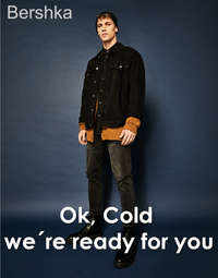Ok Cold, we´re ready for you