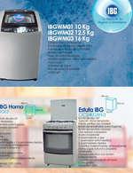 Ofertas de IBG, Catálogo Productos 2017