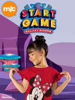 Ofertas de Mic Kids, Start Game