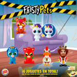 Ofertas de Burger King, Feisty Pets