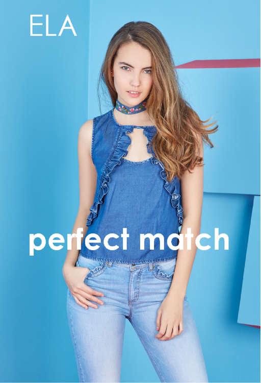 Ofertas de Ela, Lookbook Perfect match