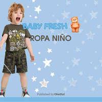 Baby Fresh niño