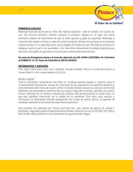 Ofertas de Pintuco, kortaza-proteccion-3-en-1