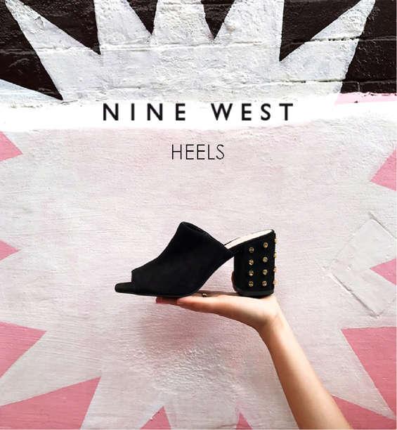 Ofertas de Nine West, Colección Tacones