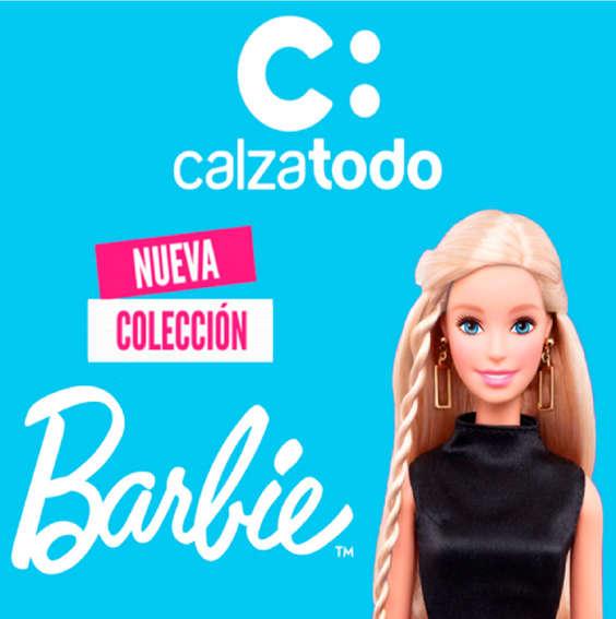 Ofertas de Calzatodo, Barbie Calzatodo