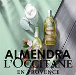 Ofertas de L'occitane, Almendra