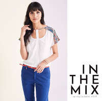 Colección In the Mix SS17