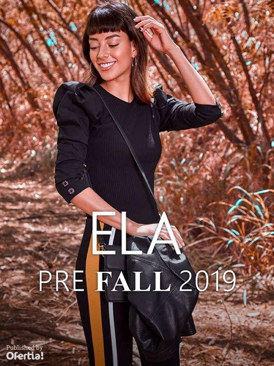 Ofertas de Ela, Pre-fall 2019