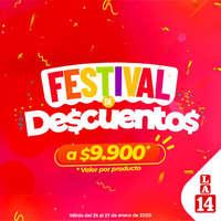 Festival Descuentos