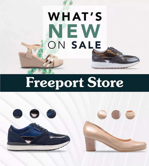 Ofertas de Freeport Store, What's New on Sale - Mujer