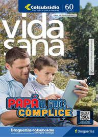 Revista Vida Sana - Papá el mejor cómplice