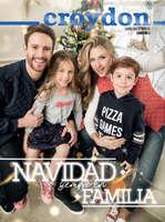 Ofertas de Croydon, Navidad siempre en familia - Campaña 09 de 2017