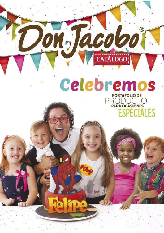 Ofertas de Don Jacobo, Don Jacobo / Portafolio de productos