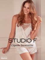 Ofertas de Studio F, Cápsula Dreamwear