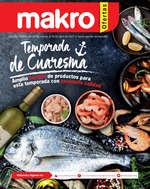 Ofertas de Makro, Catálogo - Temporada de Cuaresma