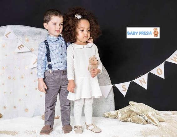 Ofertas de Baby Fresh, Nueva colección celebración Niño