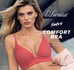 Ofertas de Leonisa, Nuevo Comfort Bra - Campaña 12 de 2017