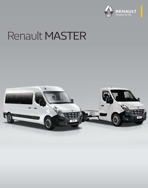Ofertas de Caribe Motors, Renault Master
