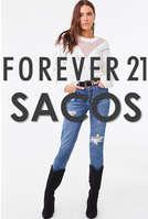 Ofertas de Forever 21, Sacos