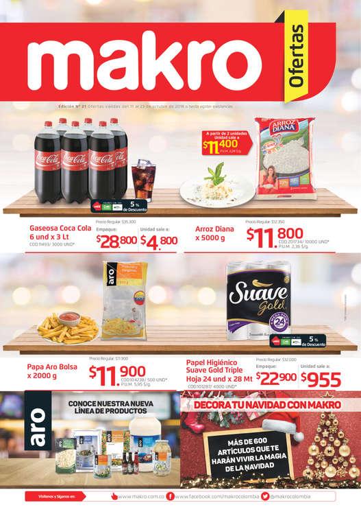 Makro – ofertas, promociones y catálogos online - Ofertia
