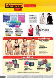 1, 2, 3 Ahorro todo el mes - ¡Tus marcas favoritas para comprar más y ahorrar más!