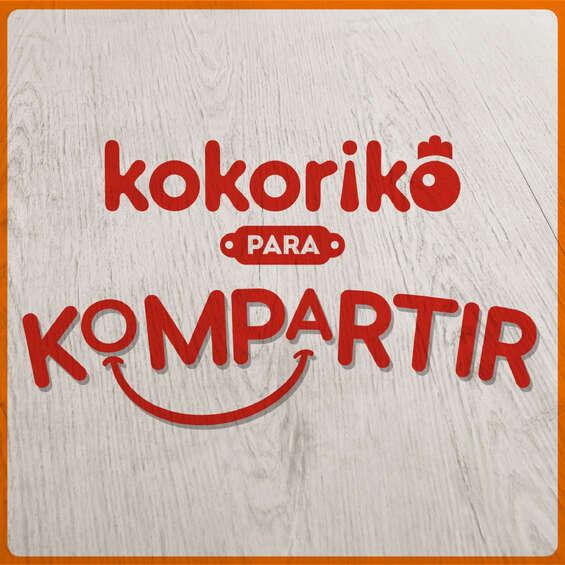 Ofertas de Kokoriko, Kokoriko para kompartir
