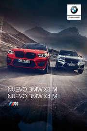 BMW X3 y X4 M