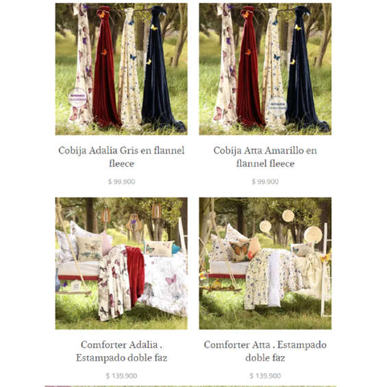 Ofertas de Brissa, Descubre la Nueva Colección - Crisálida Octubre 2017