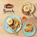 Ofertas de El Corral Gourmet, Brunch