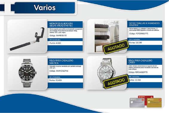Ofertas de Colpatria, Catálogo Claro soluciones fijas