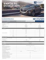 Ofertas de Hyundai, Hyundai Santafe
