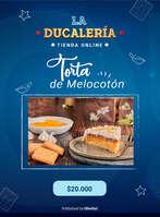 Ofertas de Ducales, Torta de melocotón