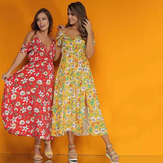5a28592d044c Comprar Vestidos largos en Cali - Tiendas y promociones - Ofertia