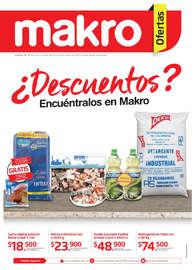 Makro Ofertas - Descuentos, Encuéntralos en Makro