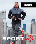 Ofertas de Sport Life, Colección para hombre