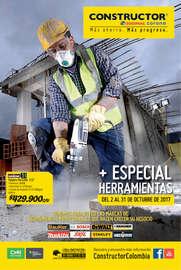 Catálogo Especial Herramientas - Valledupar